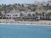 duquesa beach, costa del sol beaches