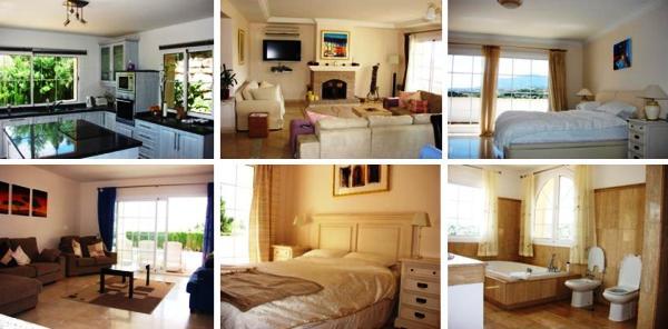 luxury villa in el paraiso