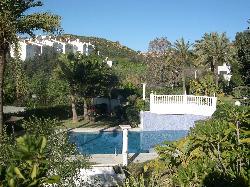 spain family pool